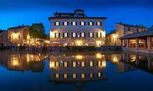 Toscana: 1 o 2 notti con cena e terme di Bagno Vignoni