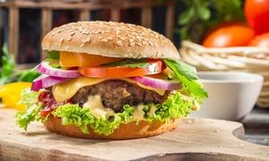Menu hamburger bufalo o cinghiale con birra per 2 o 4 persone da Wow Hamburgheria (sconto fino a 62%)