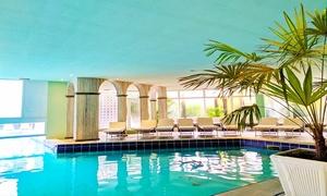 Ingresso alle piscine termali