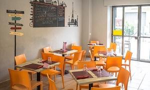 Menu take away con antipasto, pizza o primo e dolce da Pizza Regina (sconto 59%)