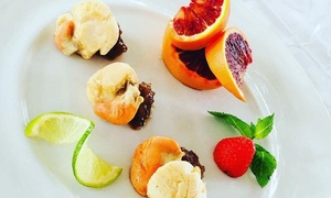 ⏰ Menu di pesce e calice di vino per 2 o 4 persone al ristorante Smoove sul lungomare. Prenota&Vai!