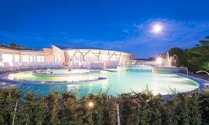 Toscana: 1 o 2 notti con terme e cena stellata Michelin