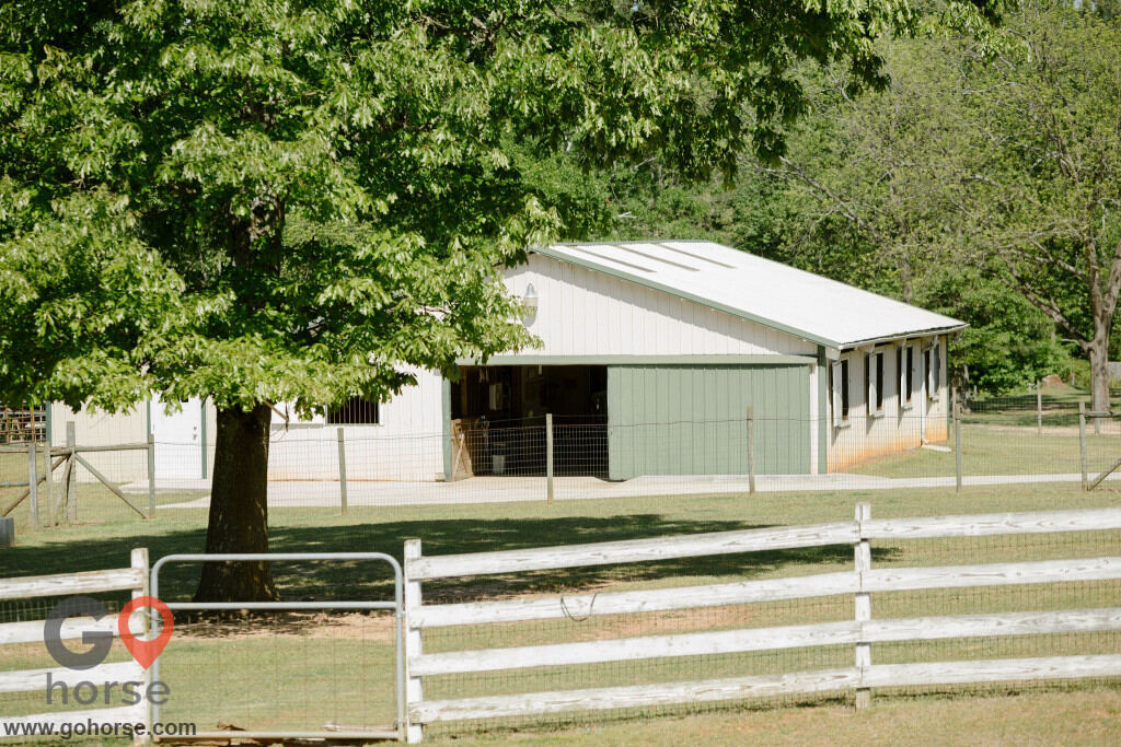 American Dream Farm Horse stables in Statham GA 32