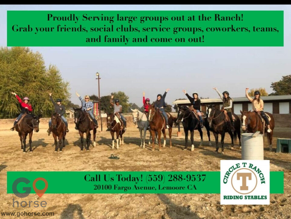 Circle T Ranch Horse stables in Lemoore CA 19