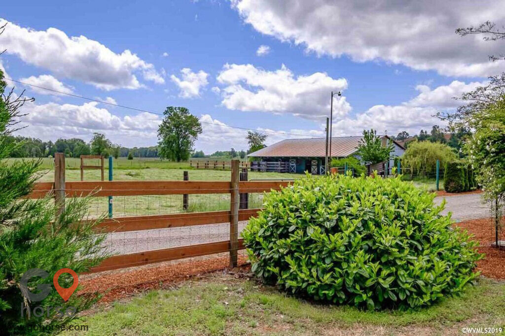 Willow Pond Farm Horse stables in Junction City OR 2