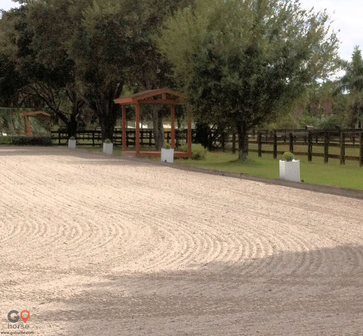 Halvorsrod Farm Horse stables in Wellington FL 1