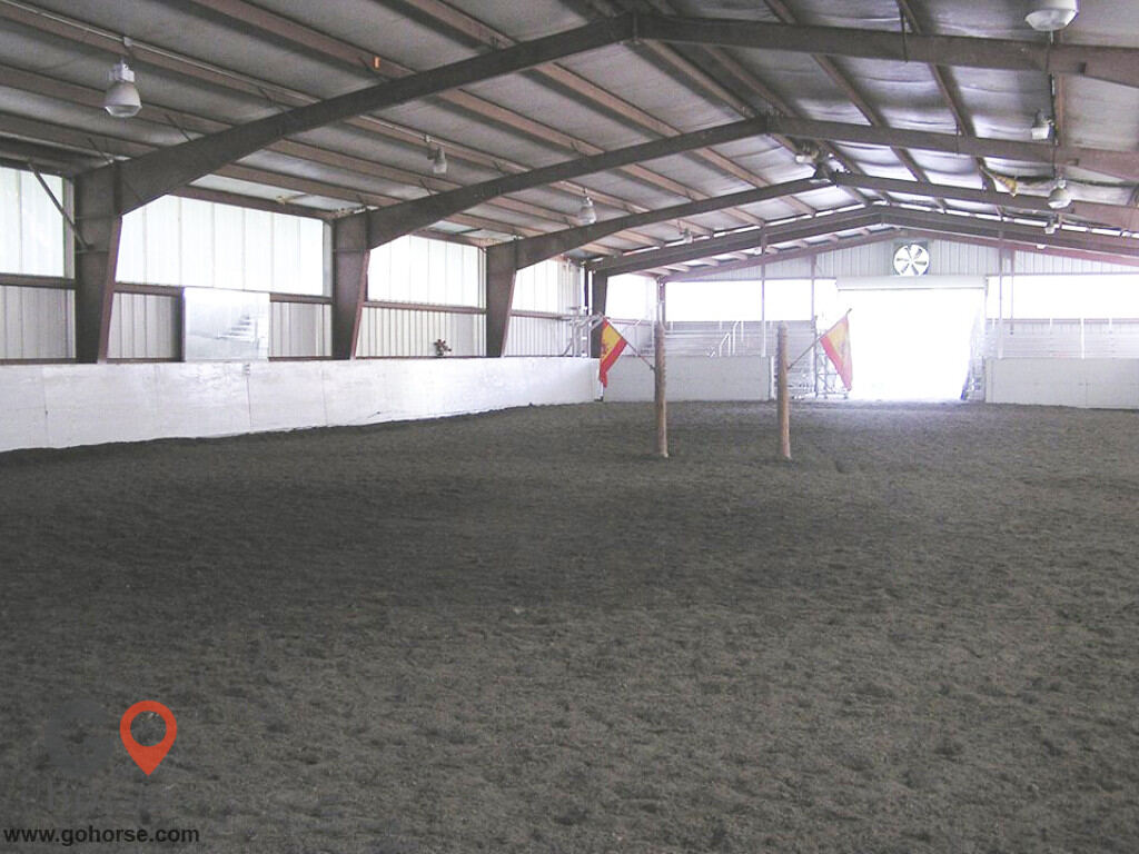 Spring Fever Farm Horse stables in Mt Airy MD 1