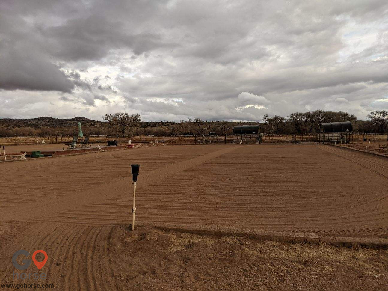 Future Hope Equestrian Horse stables in Clarkdale AZ 3