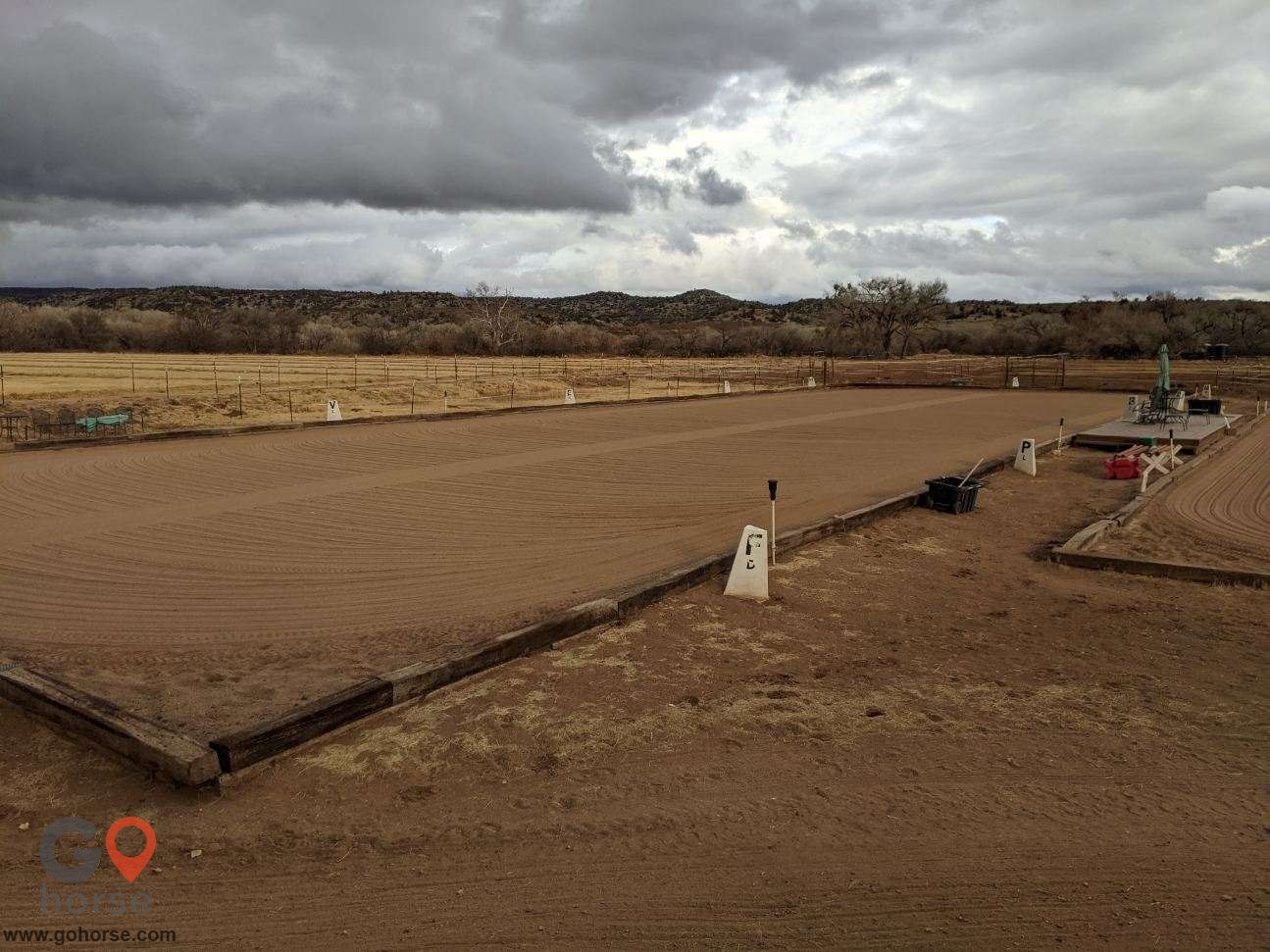 Future Hope Equestrian Horse stables in Clarkdale AZ 4