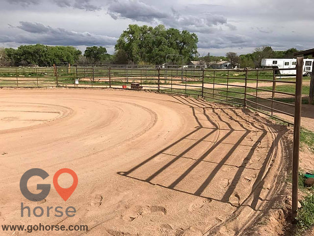 Future Hope Equestrian Horse stables in Clarkdale AZ 5