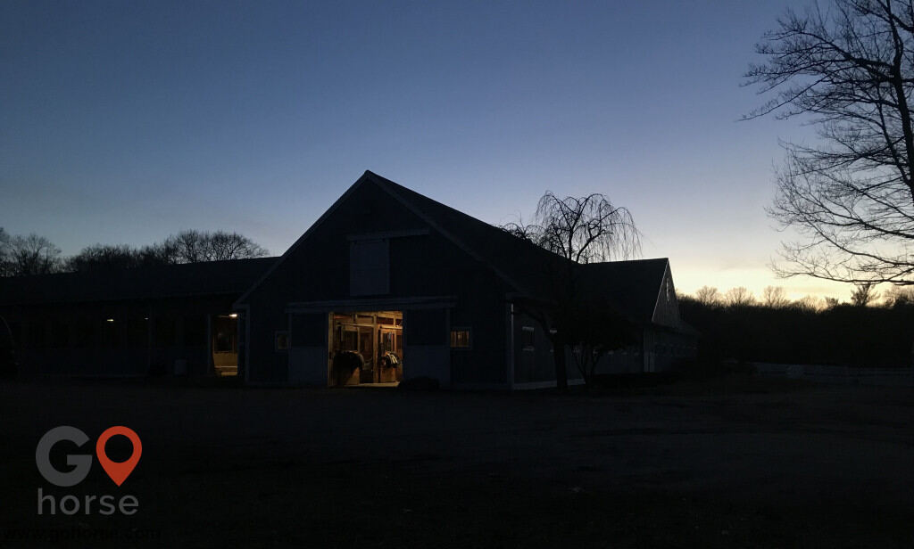 Crystal Equine Horse stables in Scituate MA 1