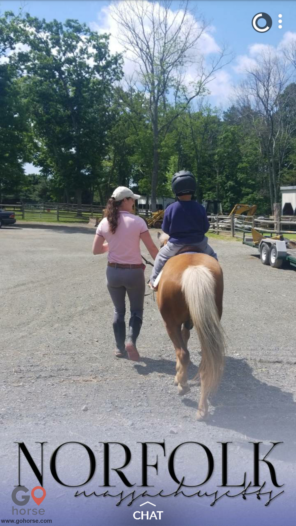 Emerald Equine Horse stables in Wrentham MA 1