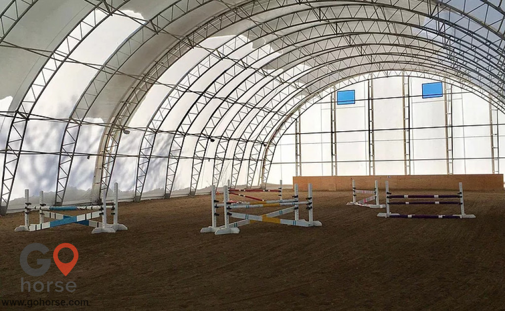 Cascade Farms Horse stables in Longmont CO 3