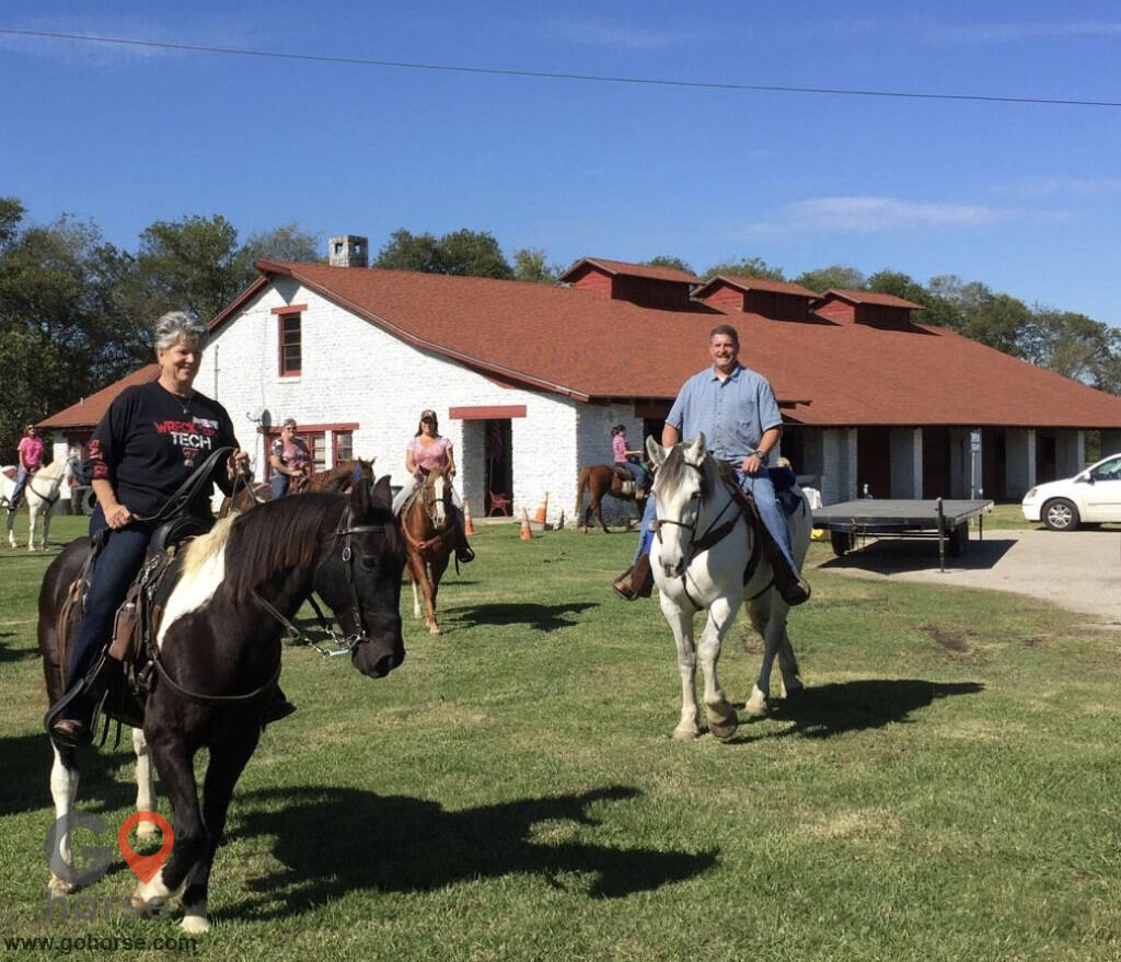 GoHorse | Tyrrell Park Riding Stables | Horse Stables in Beaumont Texas