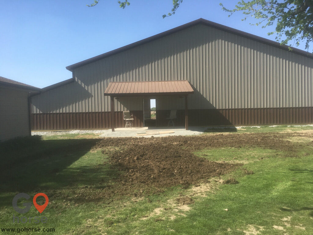 Savage Quarter Horses Horse stables in Frankton IN 5