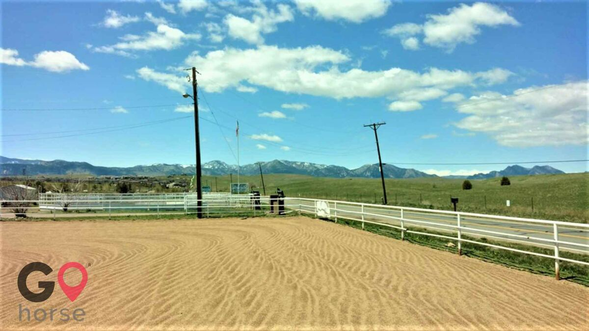 Amen Acres Stables Horse stables in Arvada CO 1