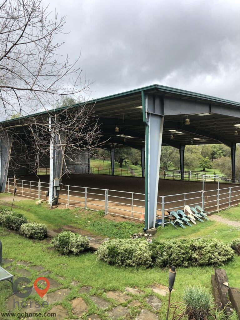Folly Farms Horse stables in Newcastle CA 5