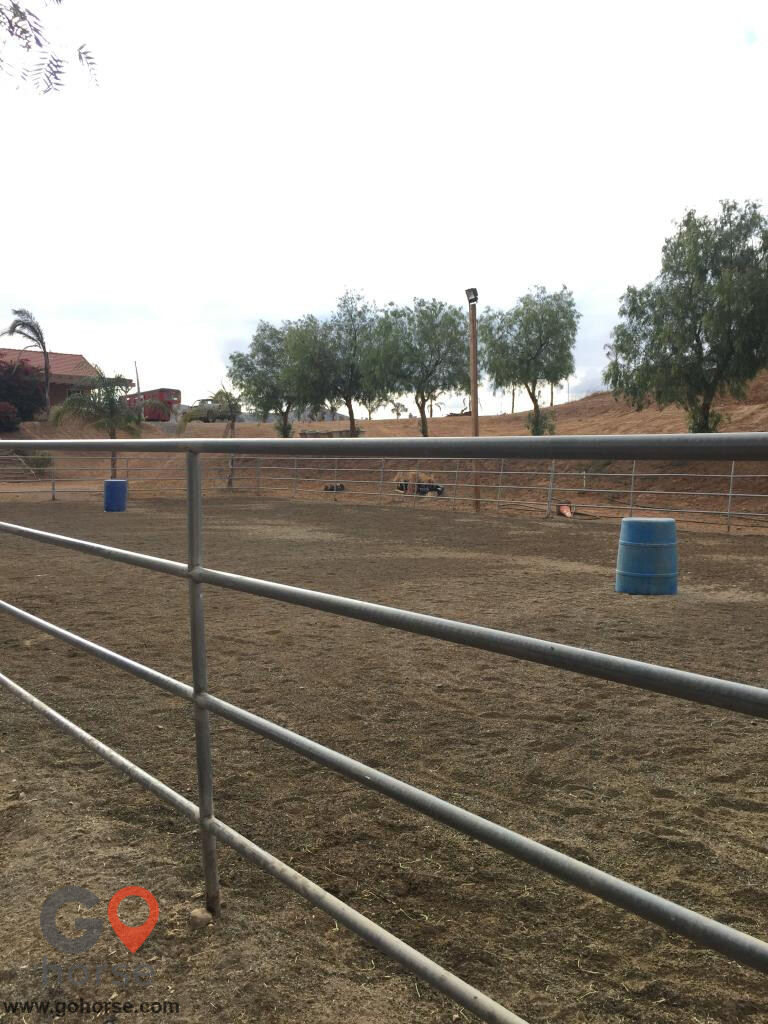 Tombstone Ranch Horse stables in Perris CA 7