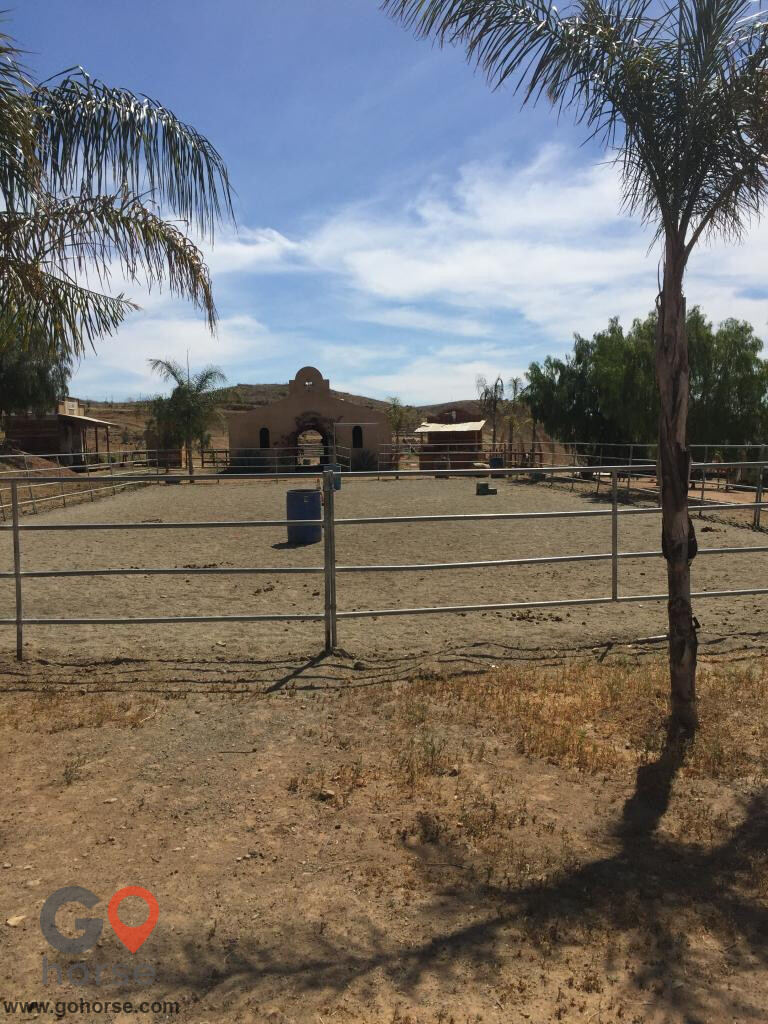 Tombstone Ranch Horse stables in Perris CA 1