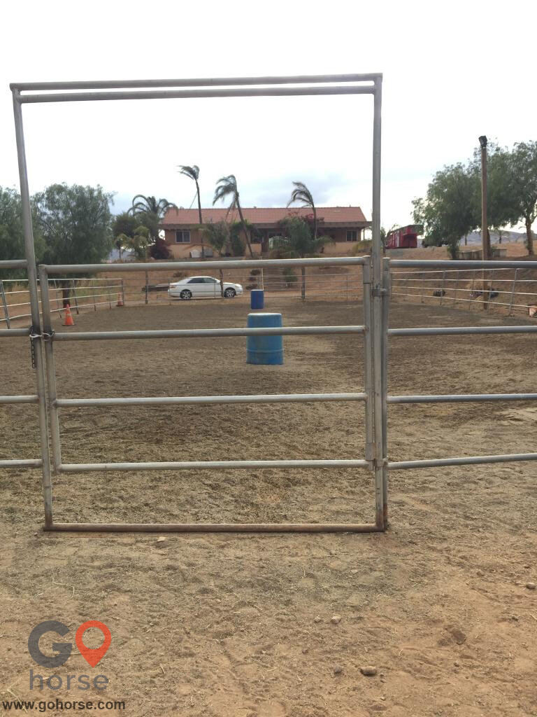 Tombstone Ranch Horse stables in Perris CA 8