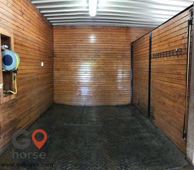 Double G Ranch Horse stables in North Salem IN 5