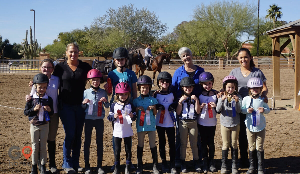Apex Riding Academy Horse stables in Scottsdale AZ 3