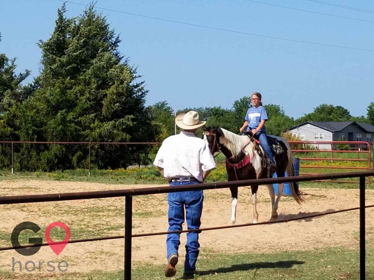 Healing Reins Ranch Horse stables in Haskell OK 1