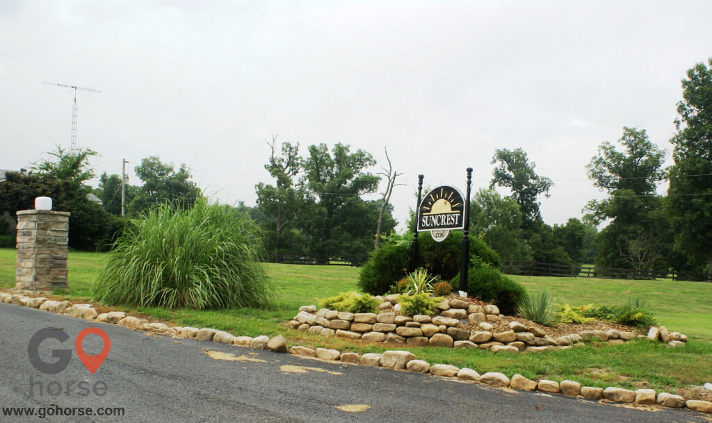 Suncret Farms Horse stables in Princeton KY 1