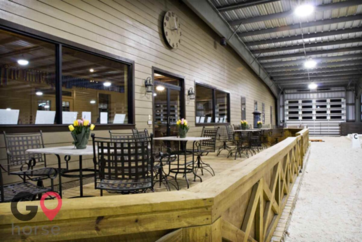 Mid-South Dressage Academy Horse stables in Hernando MS 3
