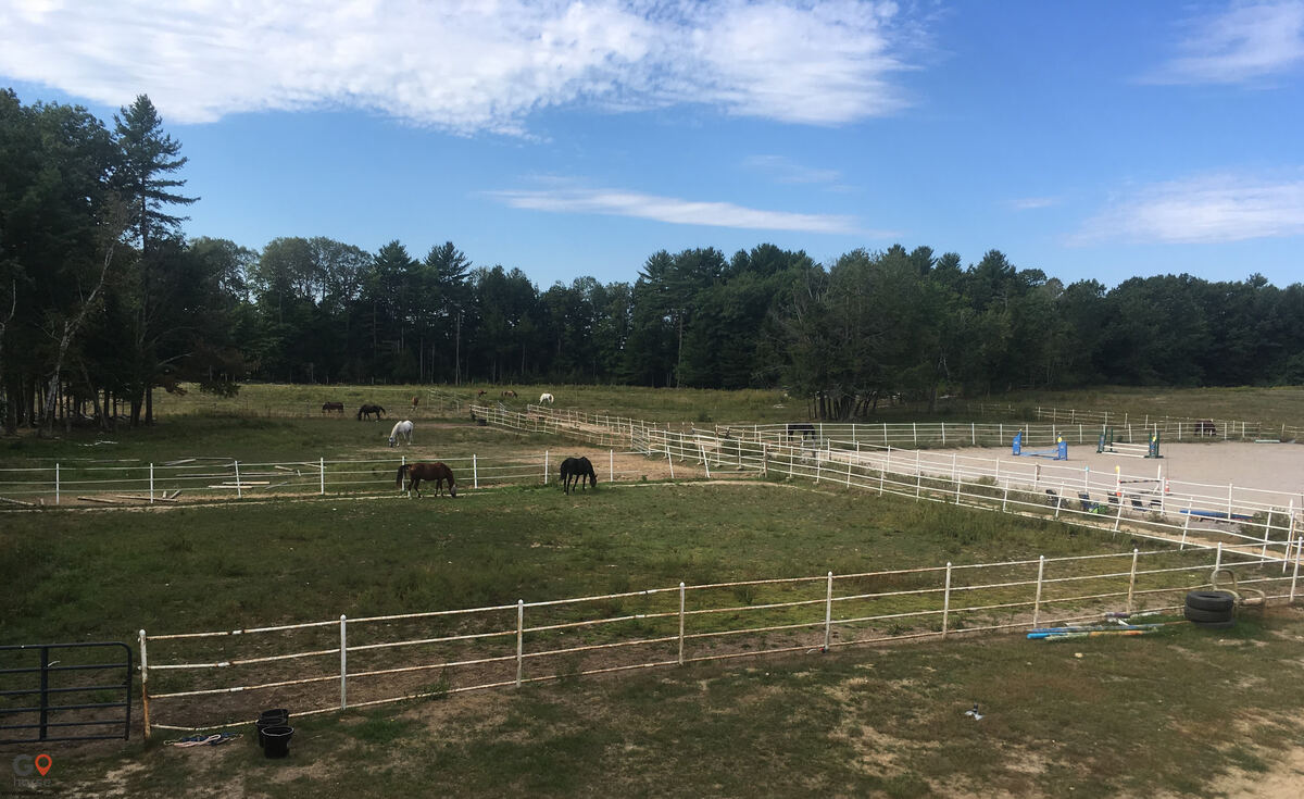 Hideaway Acres Horse stables in Cumberland ME 5