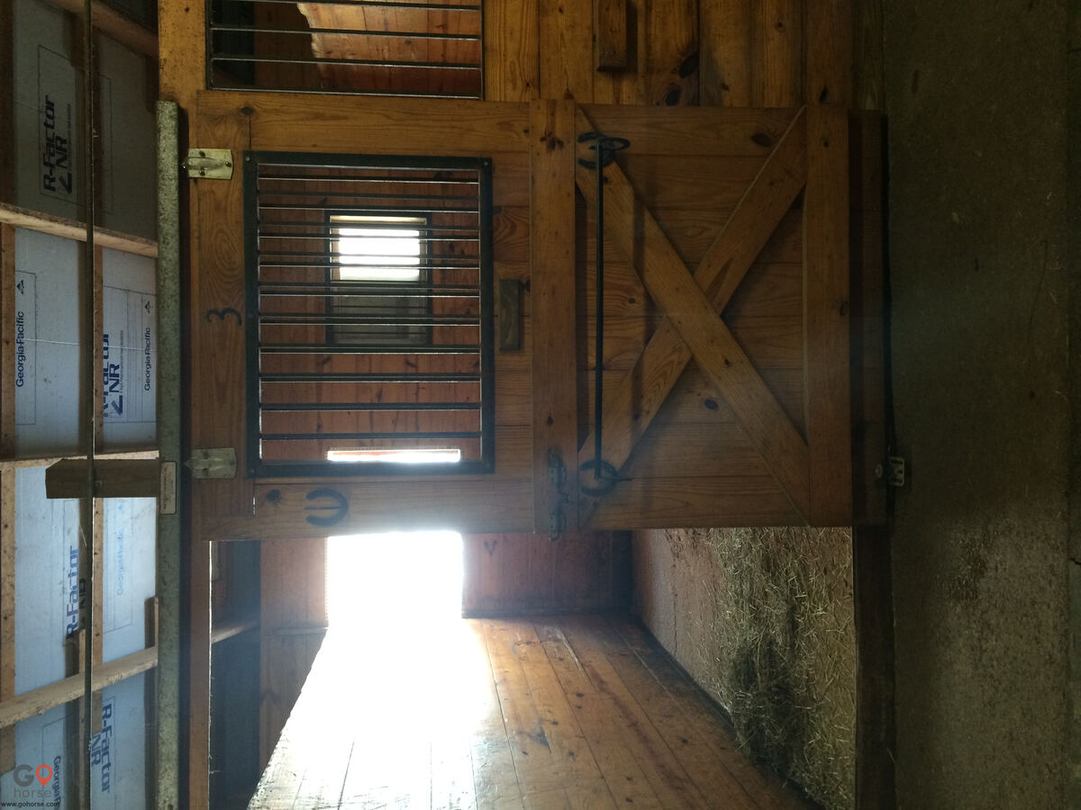 Daffodil Hill Horse stables in Woodbury CT 3