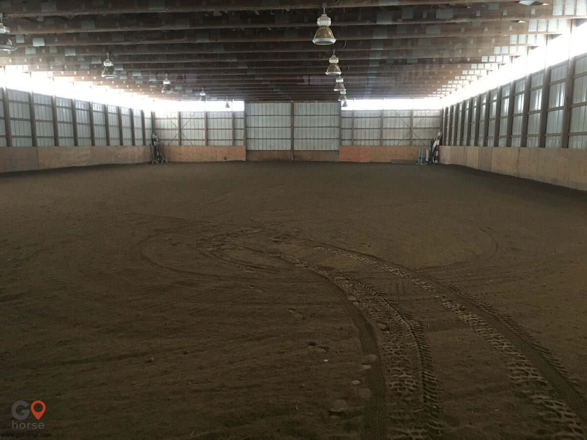 Daffodil Hill Horse stables in Woodbury CT 4