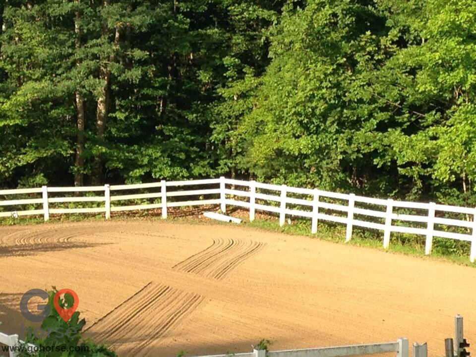 Terra Cello Farm Horse stables in Norfolk CT 6