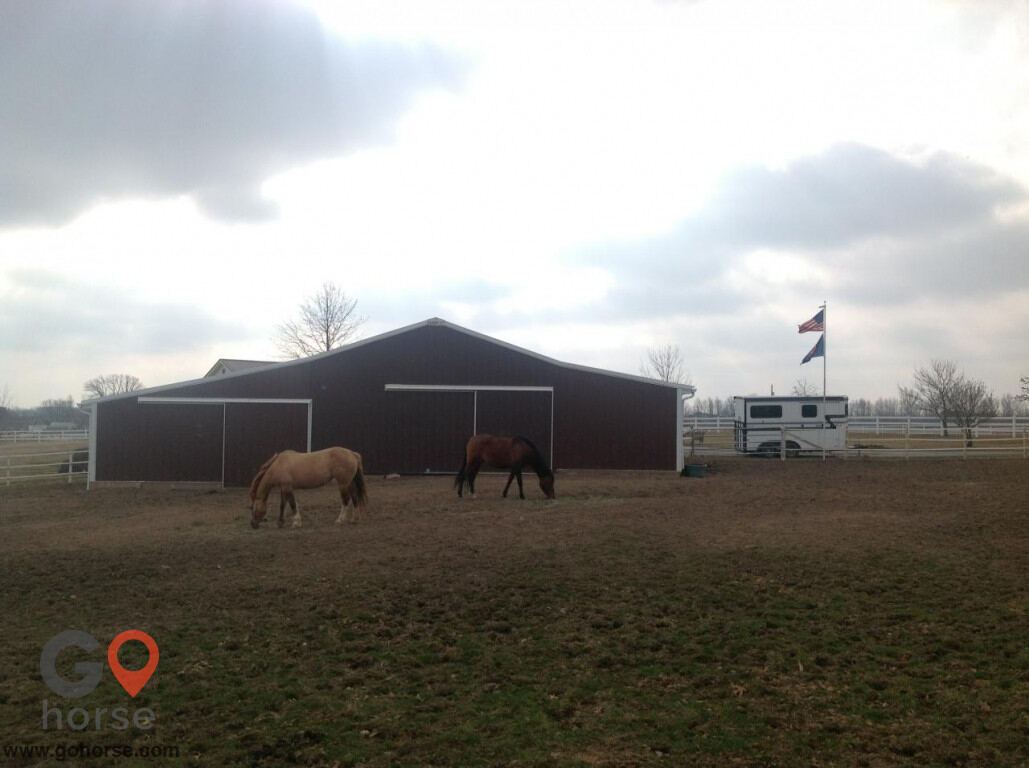 Sheridan Stables & Riding School Horse stables in Fort Wayne IN 7