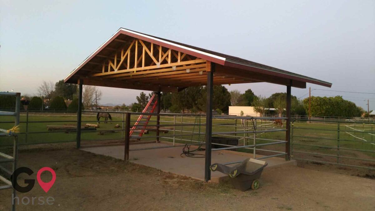 Stable Acres Horse stables in Gilbert AZ 2