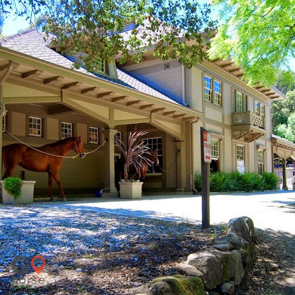 Excel Equestrian Horse stables in Woodside CA 1