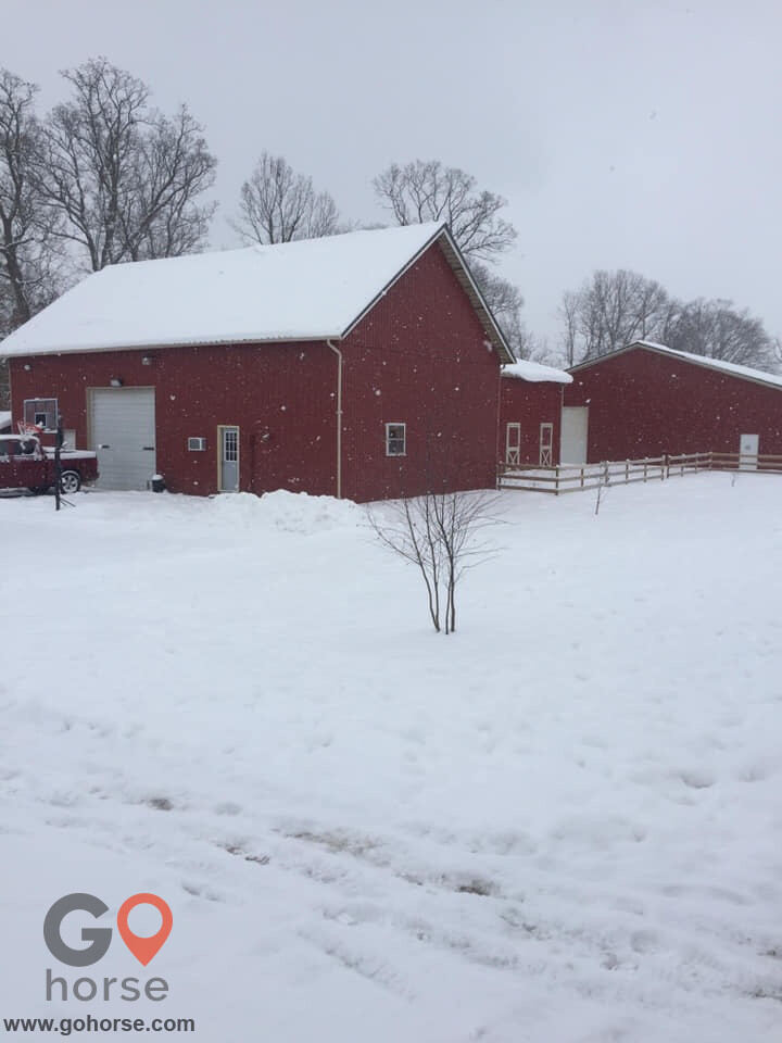 Fallen Oaks Farm and Stables, LLC Horse stables in Osceola IN 5