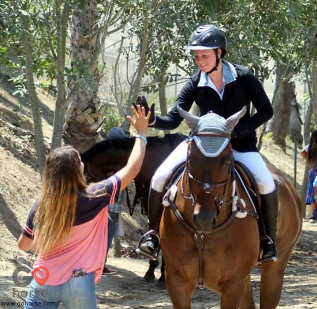 Rising Star Equestrian Horse stables in Norco CA 1