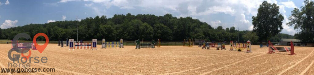 Hunters Glen Equestrian Center Horse stables in Alpharetta GA 3