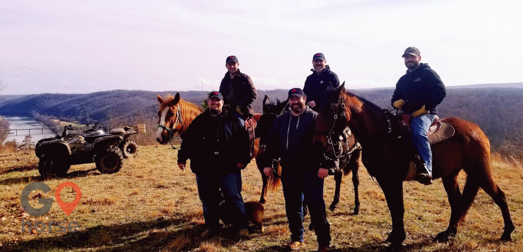 Horses & Heroes Transcend Equestrian Center Horse stables in Melbourne AR 1