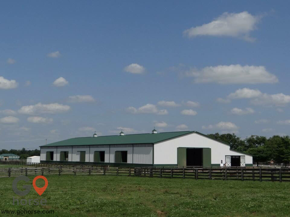 Team CEO Eventing Horse stables in Georgetown KY 2