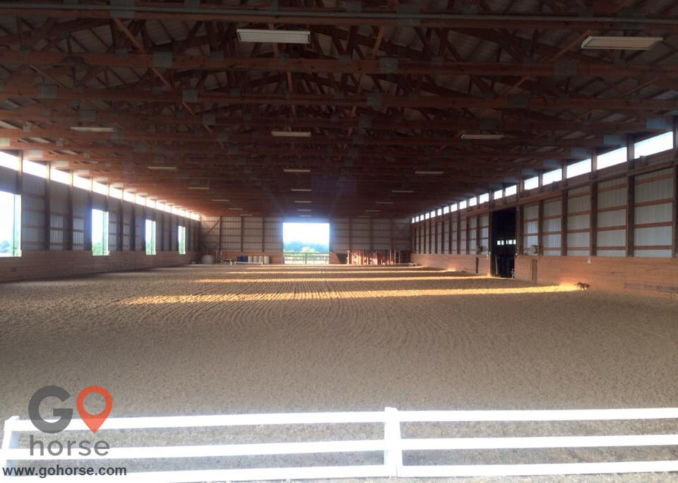 Team CEO Eventing Horse stables in Georgetown KY 5