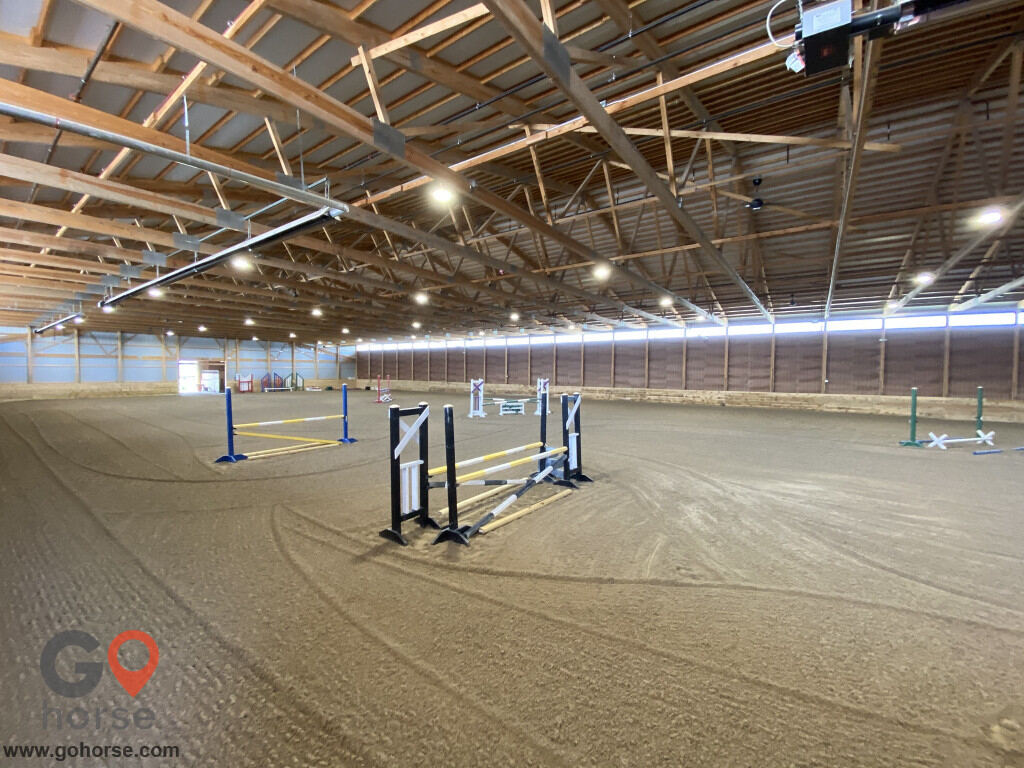 Equestrian Events Horse stables in Maple Park IL 8