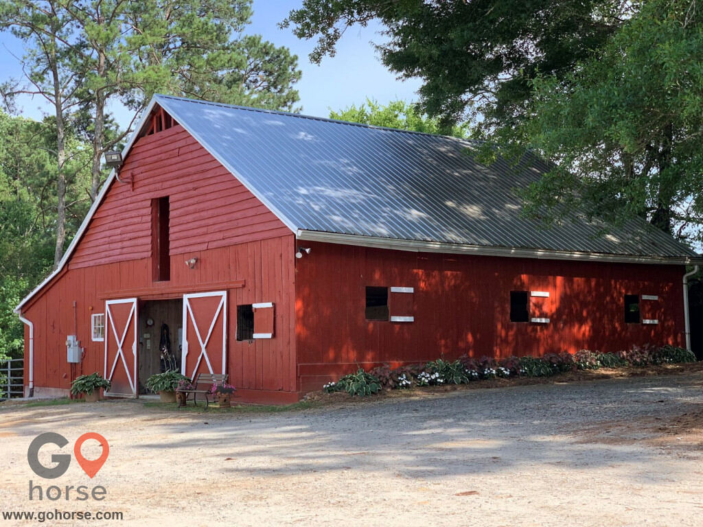 Silver Lining Stables Horse stables in Powder Springs GA 6