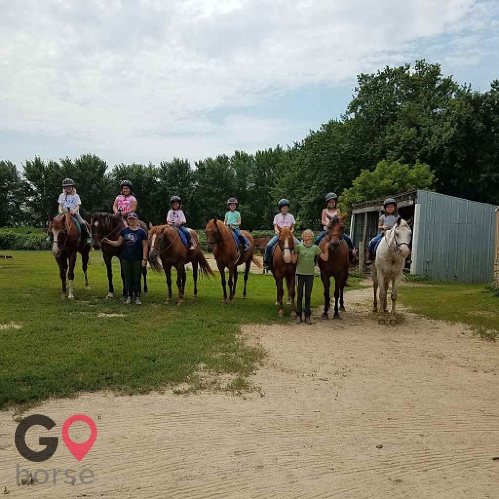 Turn Crest Stable Horse stables in Kasson MN 7