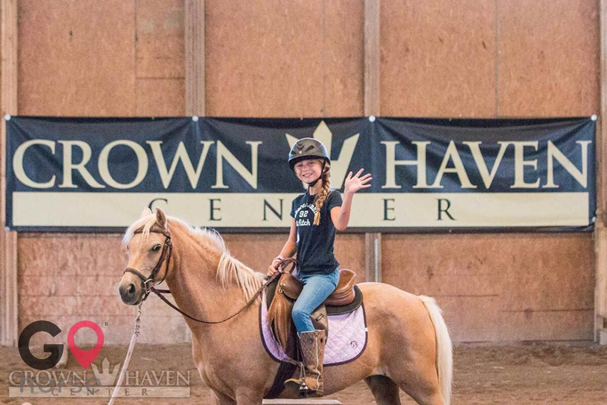 Crown Haven Center Horse stables in Russiaville IN 33