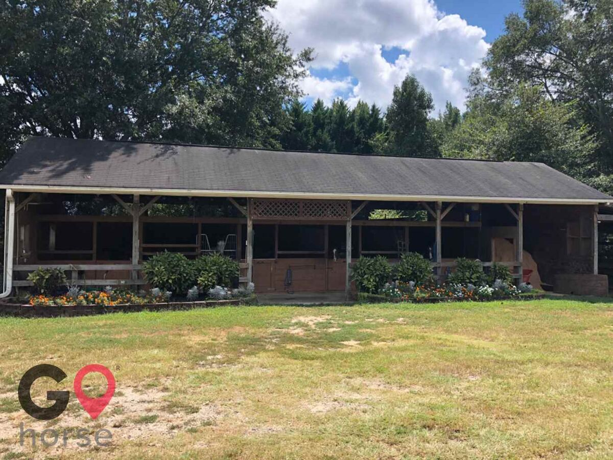 Bay Creek Farm Horse stables in Loganville GA 2