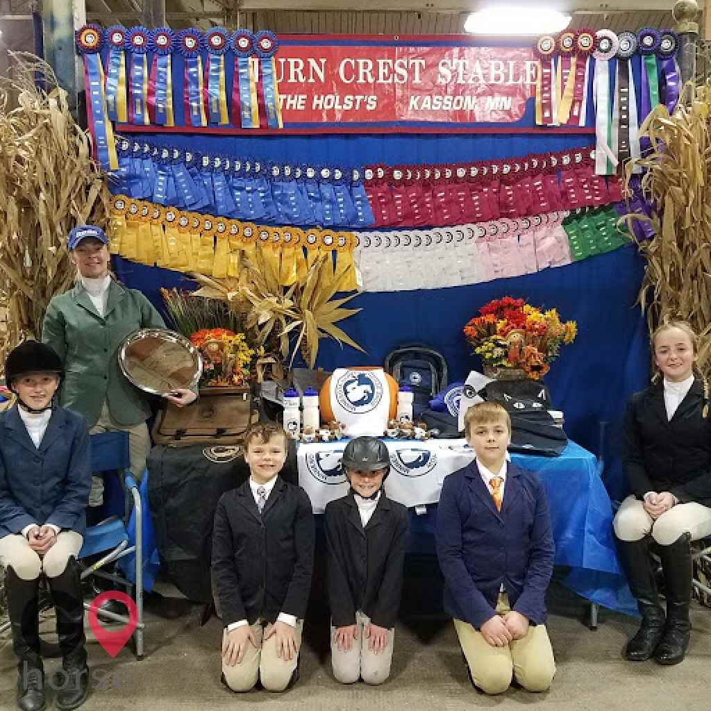 Turn Crest Stable Horse stables in Kasson MN 6