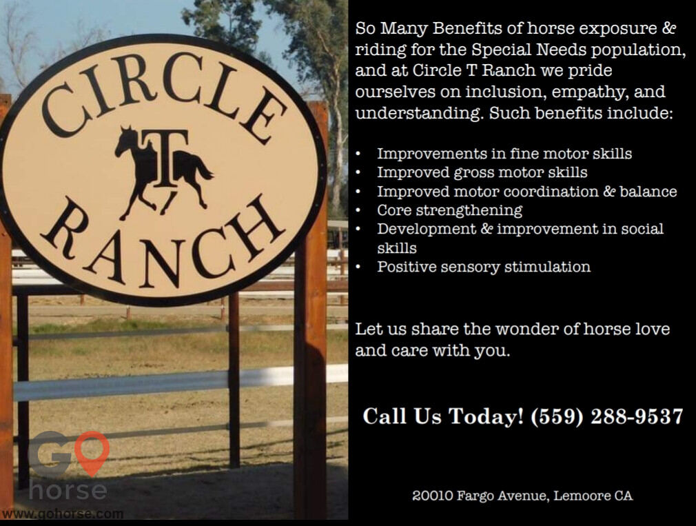 Circle T Ranch Horse stables in Lemoore CA 13