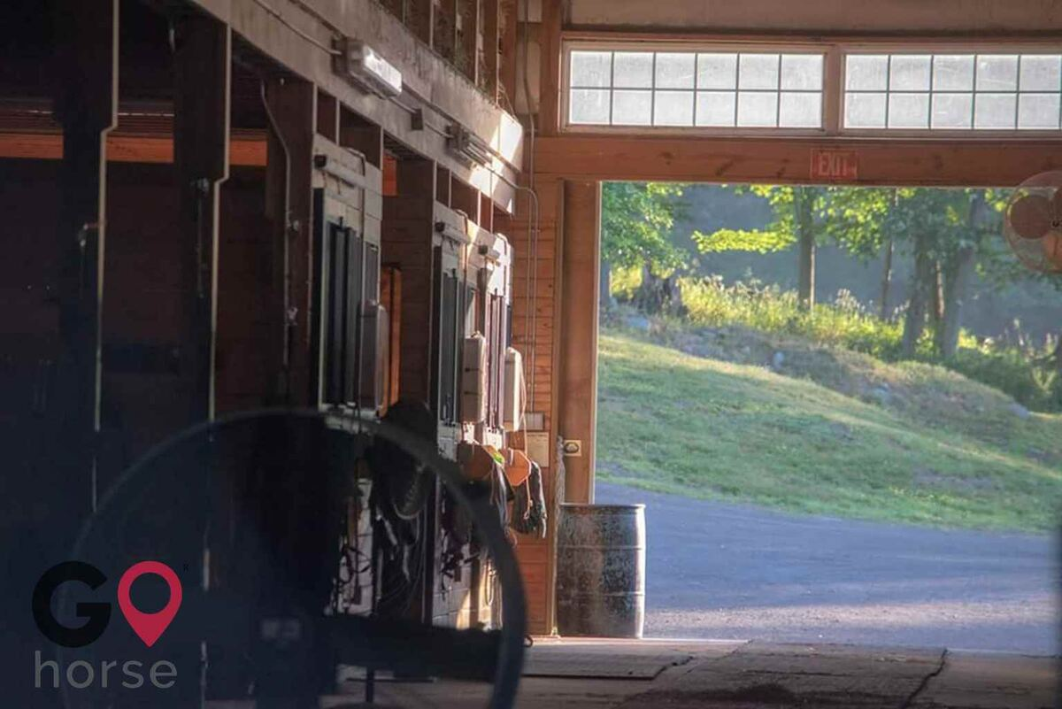 Old Field Farm Horse stables in Goshen NY 5